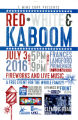 Red, White & Kaboom, Lakeland, Florida's Fourth of July Celebration